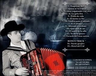 Calibre 50 - De Sinaloa Para El Mundo (2011)