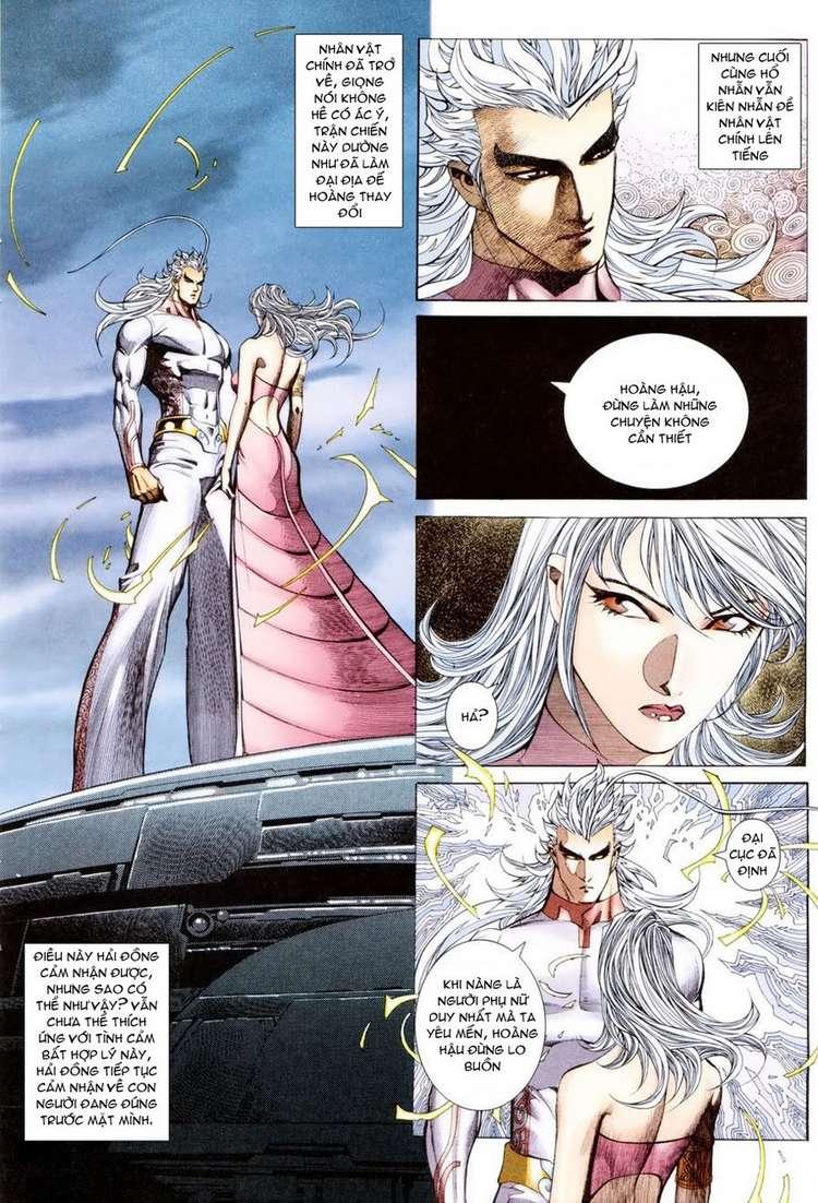 Võ Thần chap 300 - Trang 33
