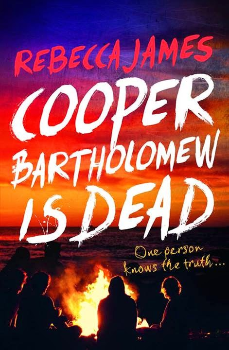 COOPER BARTHOLOMEW IS DEAD