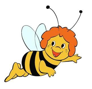 Musica informa l 39 ape maja for Immagini api per bambini