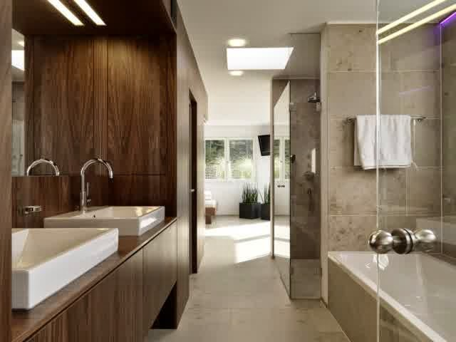 101 bathroom pictures examples of modern bathroom design for Bathroom remodel 101