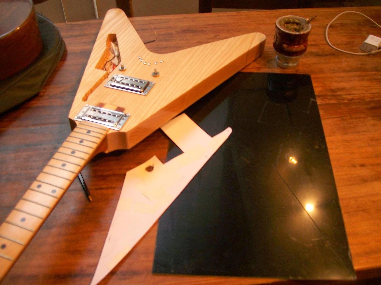 La flecha | Guitarras Jancich