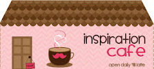 Come Hang with me and my BBF's (bloggy best friends) at Inspiration Cafe