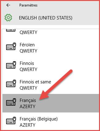 changer la langue de windows 10 171 aide informatique