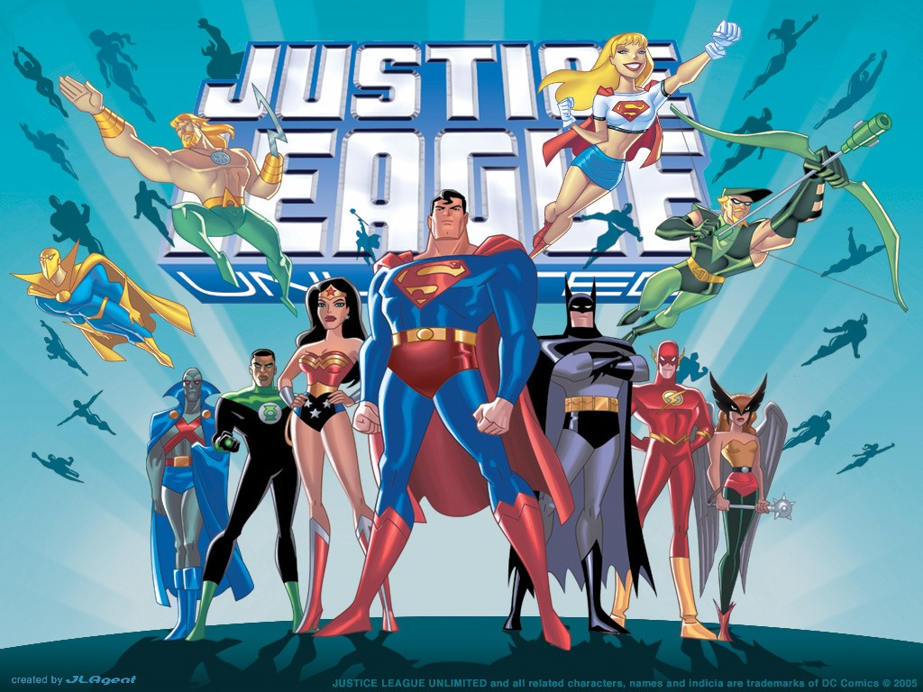 Justice League Season 1-5