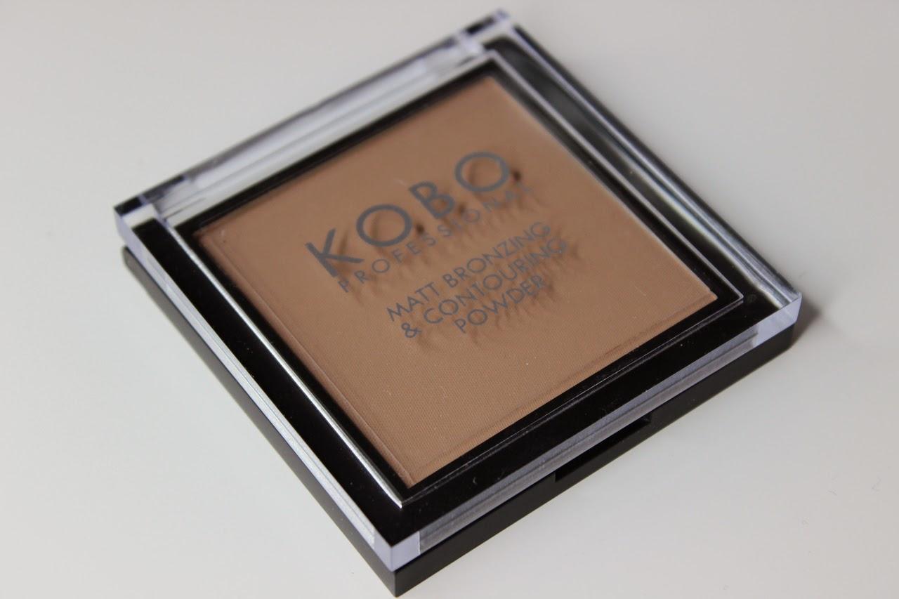 Kobo Matt Bronzing & Contouring Powder #308 Sahara Sand
