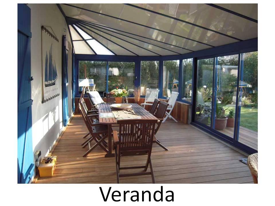 La differenza tra balcone, terrazza e veranda