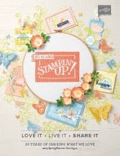 Stampin' Up! 2019 Spring Summer Catalogue