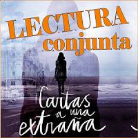"""Sorteo + Lectura conjunta """"Cartas a una extraña"""""""