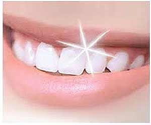 cara memutihkan gigi secara alami dengan garam baking soda strawberry