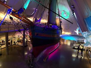Il museo Fram a Oslo