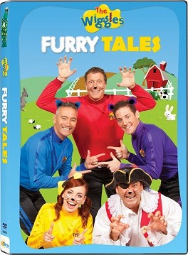 The Wiggles DVD