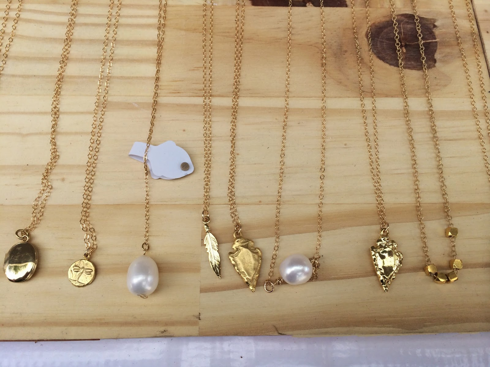 dainty necklaces, coco and marie jewelry