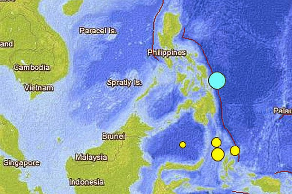 Major Earthquake To Hit Philippines and Indonesia