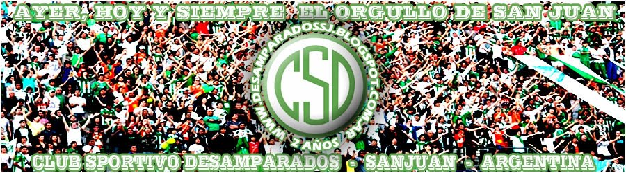 SPORTIVO DESAMPARADOS