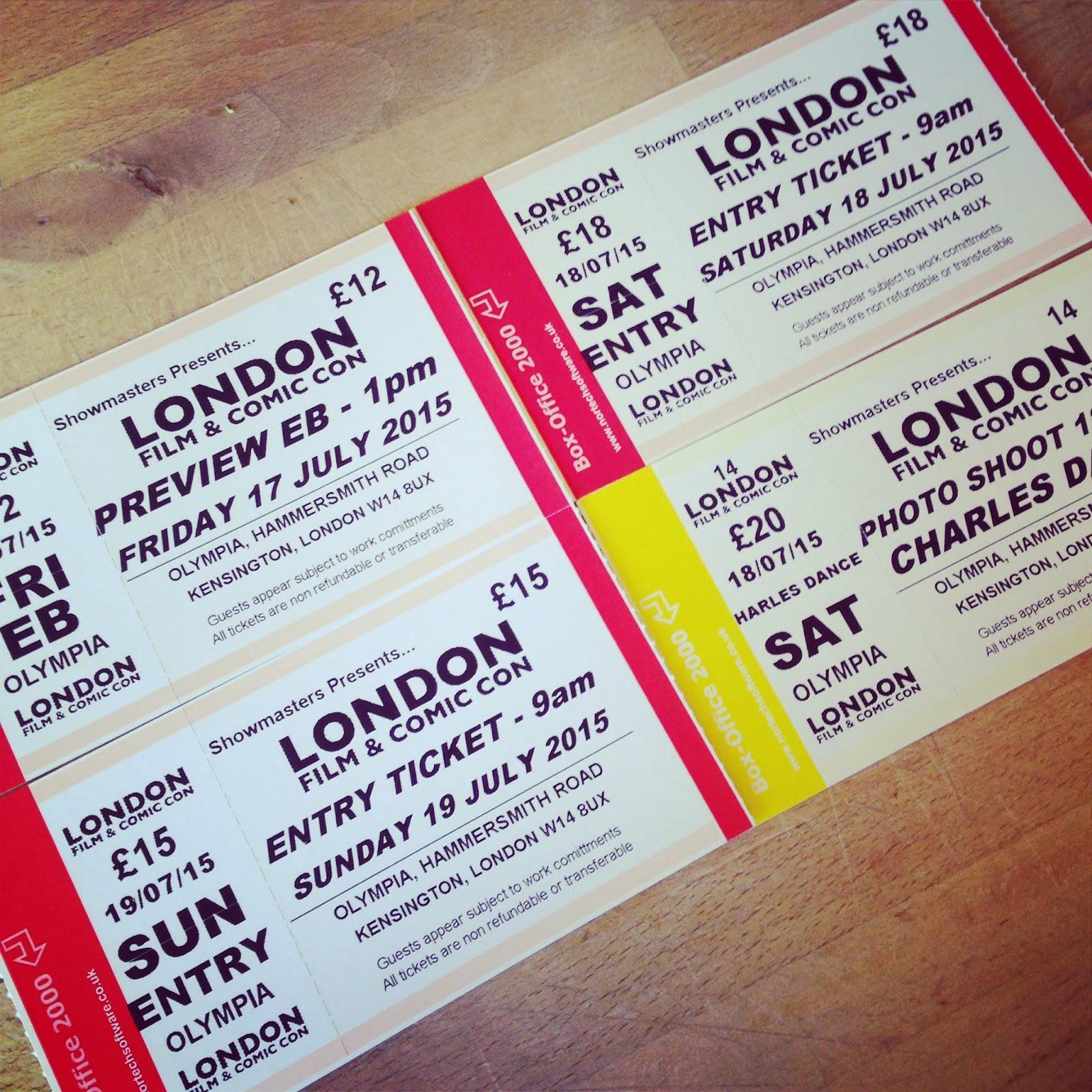LFCC 2015 tickets