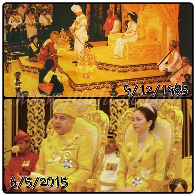 Hari Keputeraan Sultan Negeri Perak 2015 sultan perak 35, sultan nazrin sultan perak