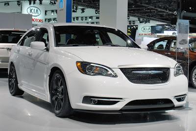 Chrysler 200 Super S ,Destaques do Salão do Automóvel de Detroit 2012