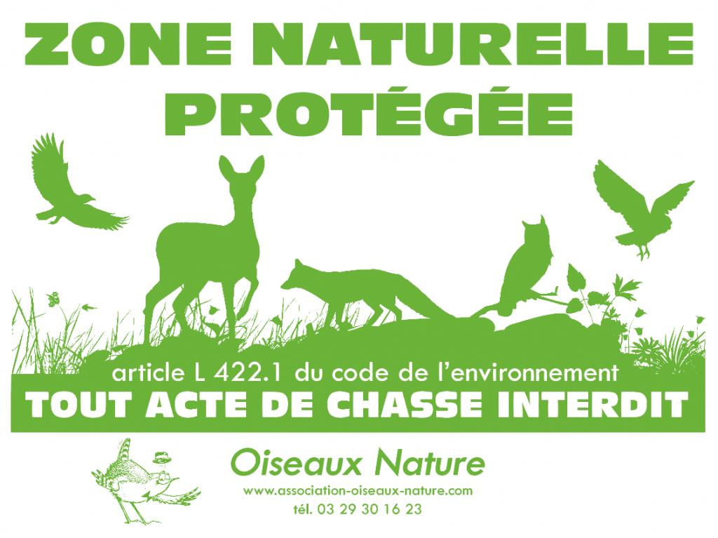 Devenir une zone naturelle protégée??