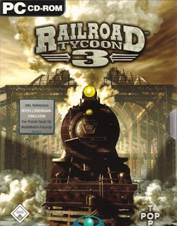 Free Download Railroad Tycoon 3 with Expansion PC Game Full