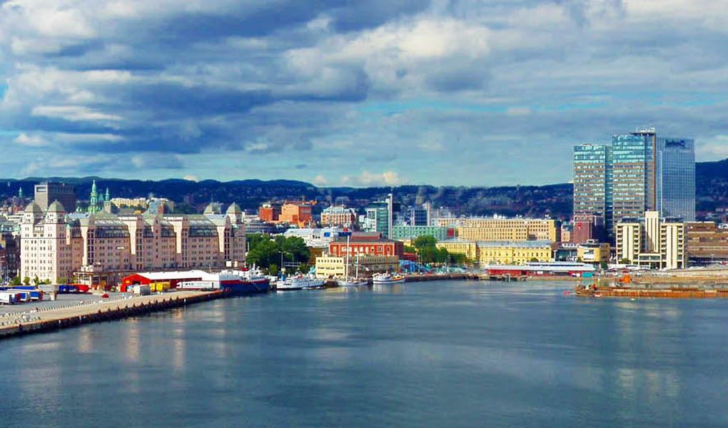 Resultado de imagem para Imagem oslo na noruega