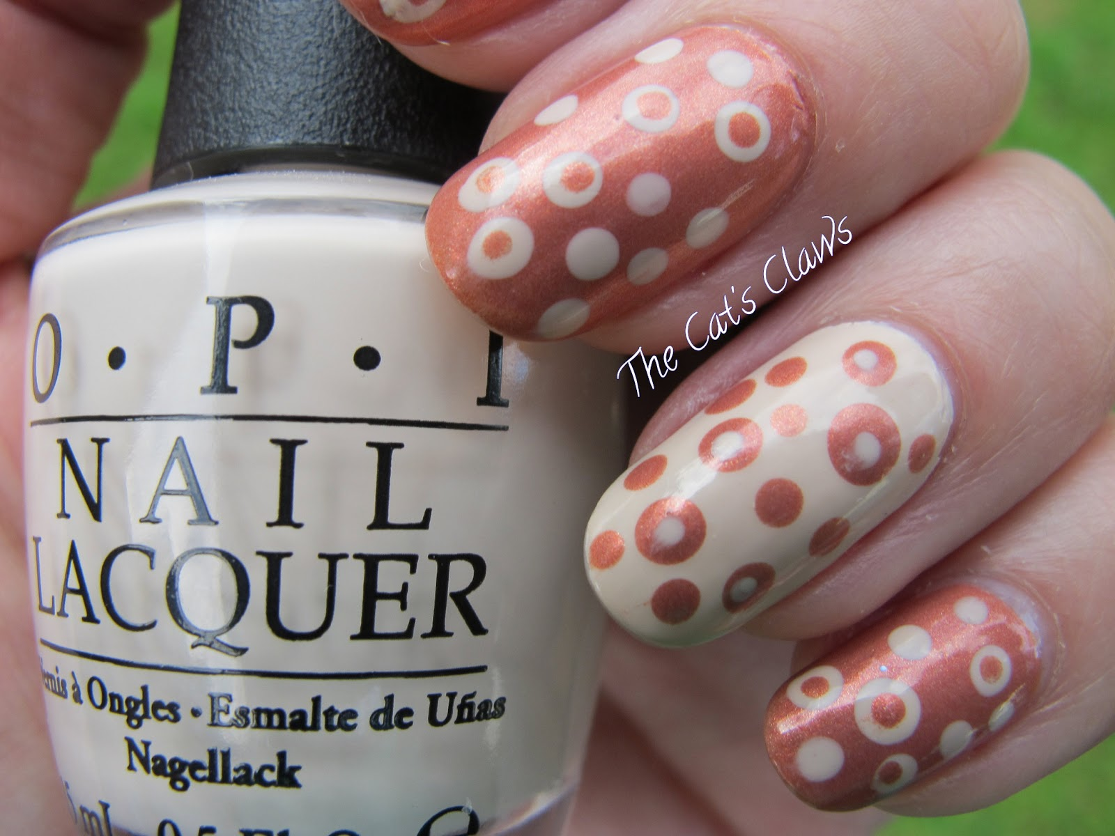 The Cat\'s Claws: OPI Euro Centrale