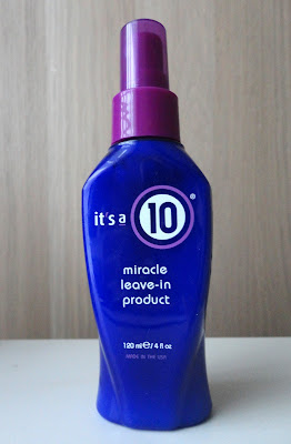 It's a 10 Miracle Leave in Product Review