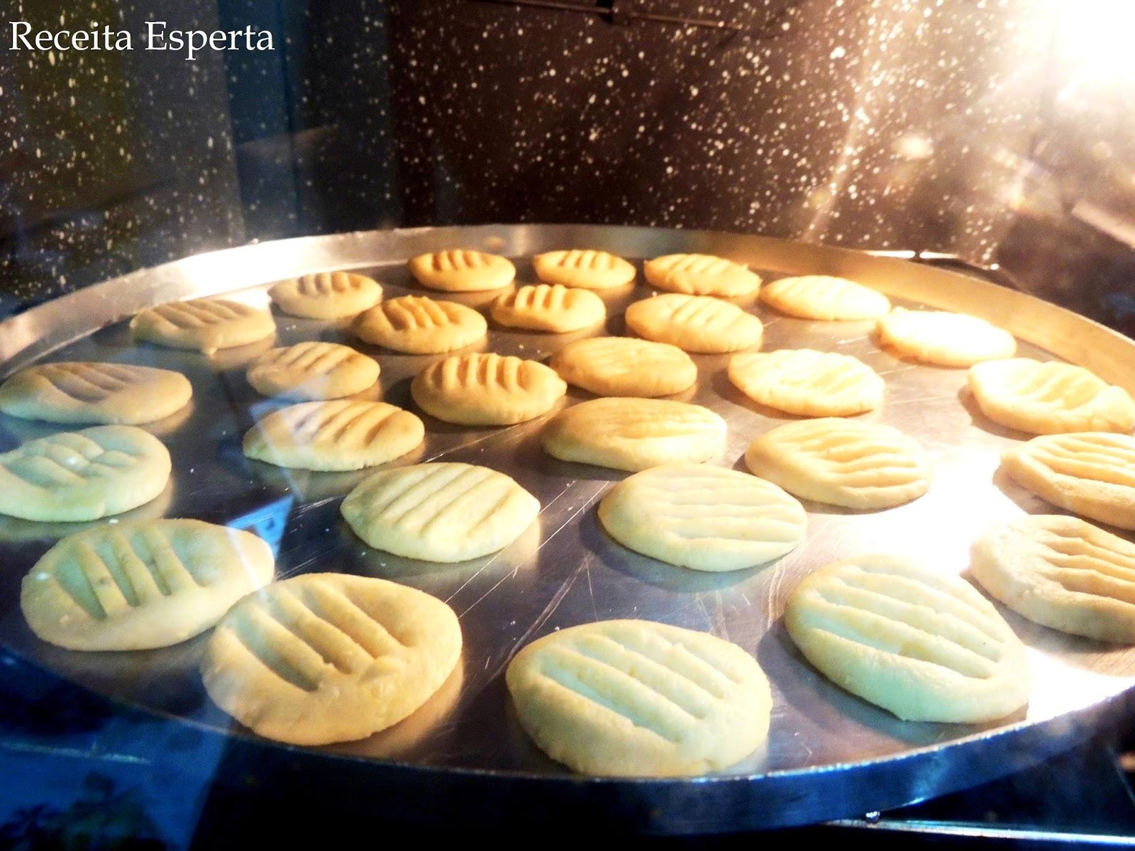 Biscoitinhos de Pão de Queijo