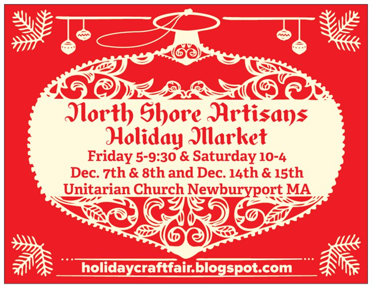 2018 North Shore Artisans Holiday Market