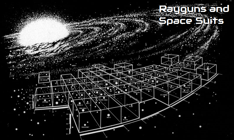 Rayguns and Space Suits