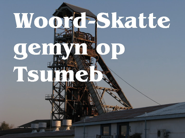 Woord-Skatte Gemyn op Tsumeb