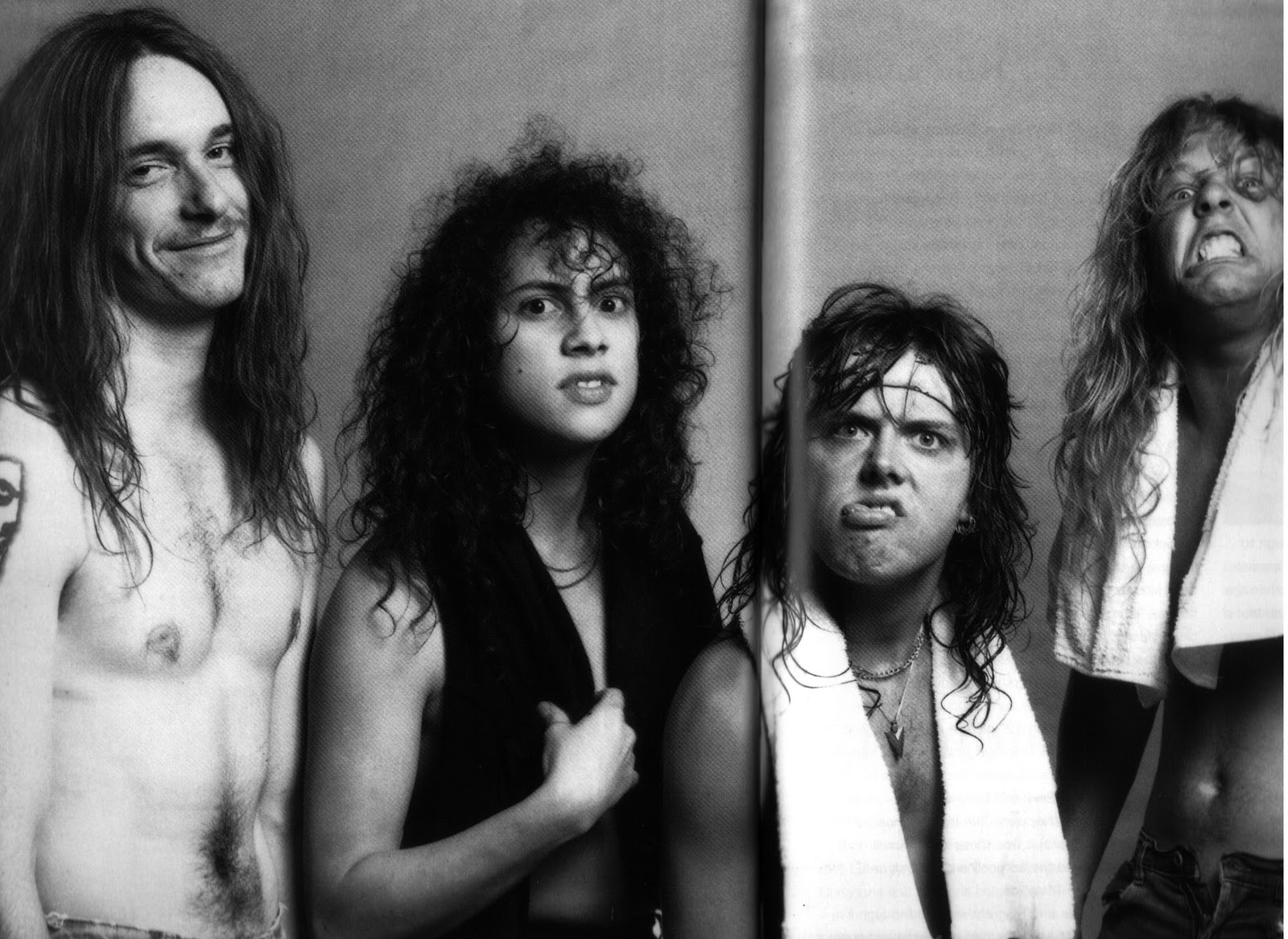 None But My Own: Book Review : Enter Night - The Metallica Biography by ...