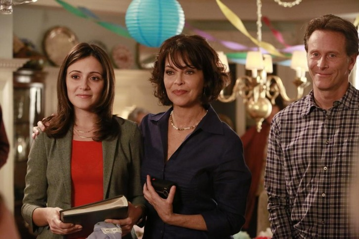 Chasing Life - Episode 1.09 - What to Expect When You're Expecting Chemo - Promotional Photos