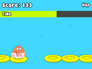 Hop for Pou alien