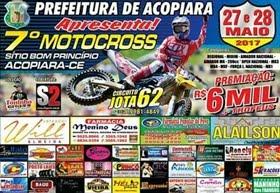 O Motocross está de volta
