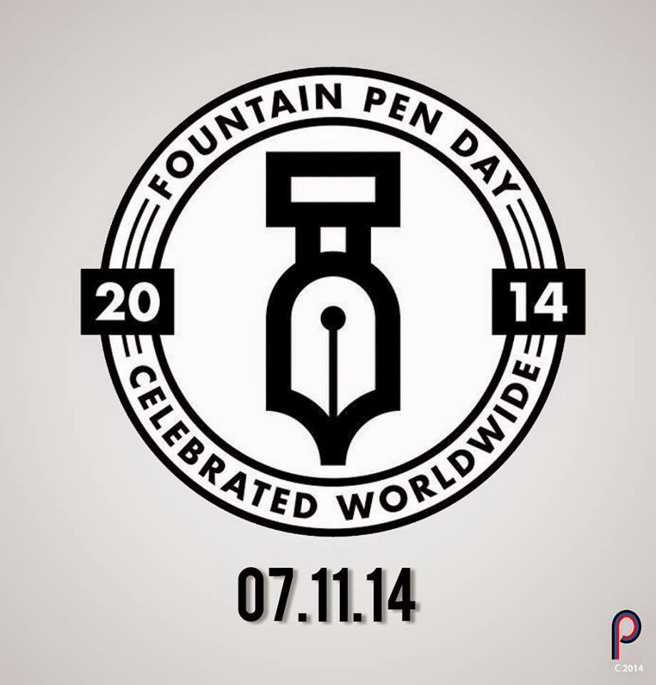 Let's Celebrate Fountain Pen Day!