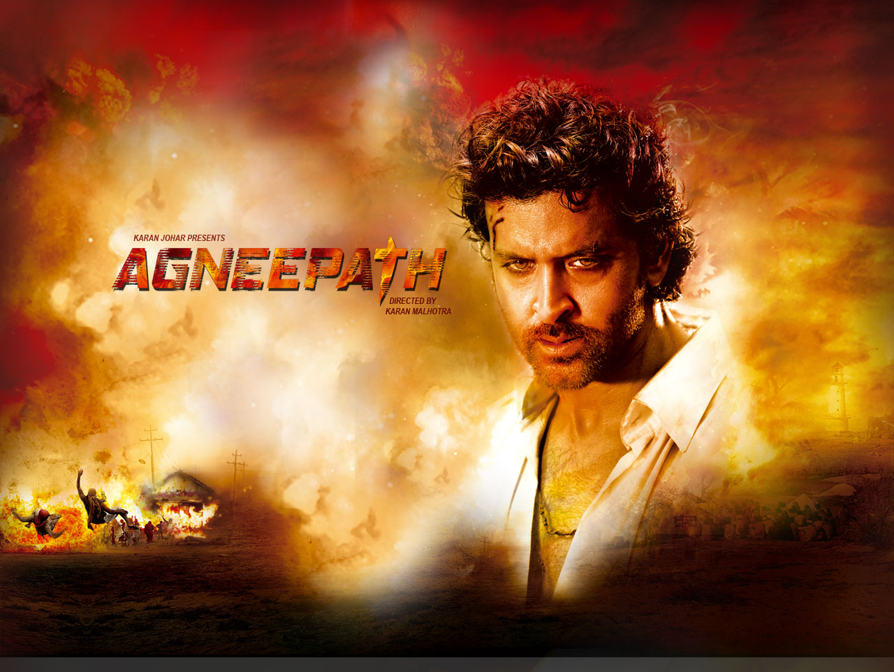 Google Hangout: Agneepath - Movie Review | Movie Trailer | Movie ...