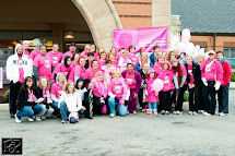 "STRIDES AGAINST BREAST CANCER ""THE RACK STAR TEAM"""