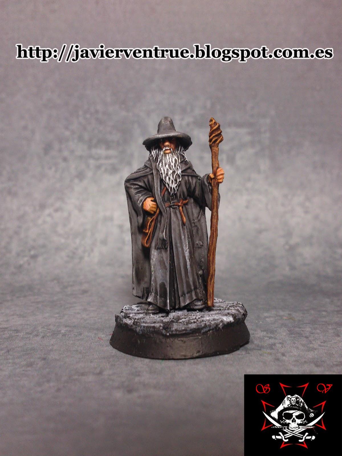 Javier Ventrue: Gandalf el Gris