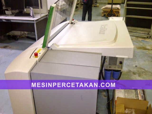 CTP Machine AGFA Xcalibur 45E