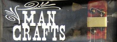 Man Crafts