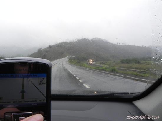 GPS e suas surpresas...