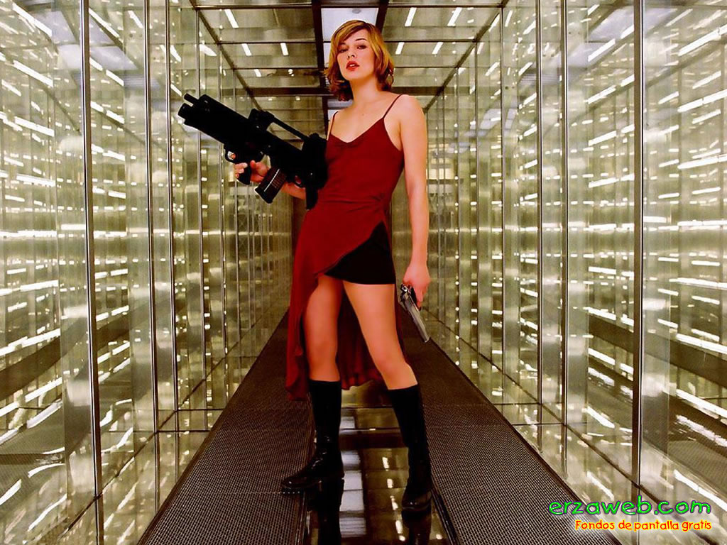 A Dan for All Seasons:... Milla Jovovich Resident Evil Cast