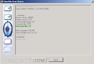 Antivirus Sederhana Untuk Windows