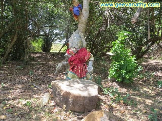 கண்ணகி அம்மன் வழிபாடு