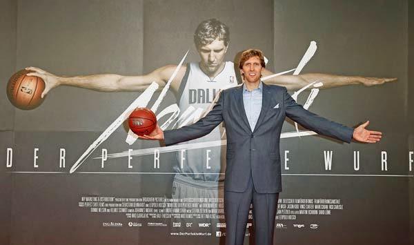 good sports films dirk when is Dirk retiring 30 for 30 Dirk Nowitzki