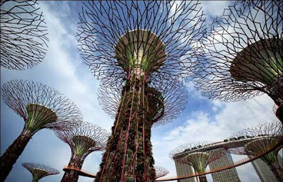 Singapore: Latest Gardens And Oasis Near Marina Bay