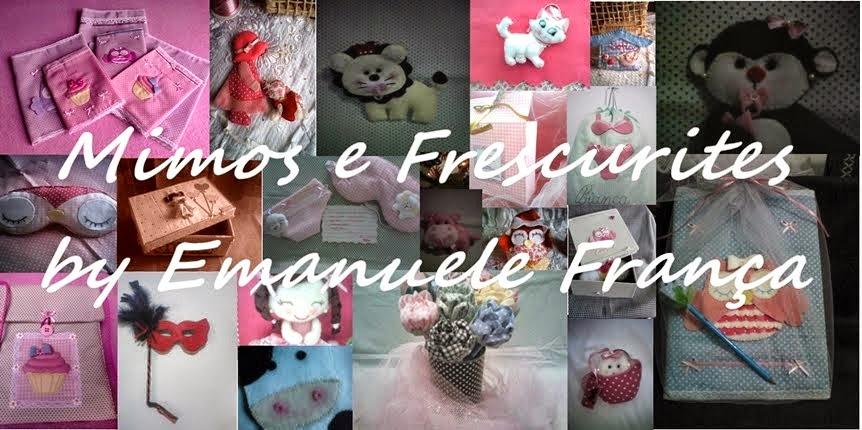 Mimos e Frescurites  by Emanuele França