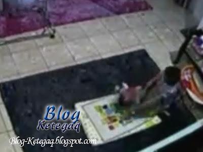 Bayi 4 bulan didera pembantu rumah