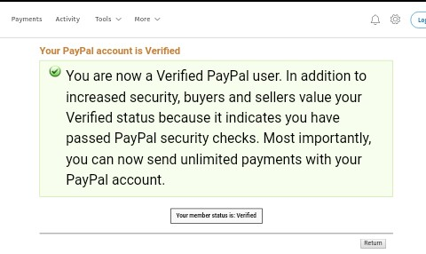 What Is My Paypal Email >> How To Open Uae Paypal Account In Nigeria Steps With Screenshots
